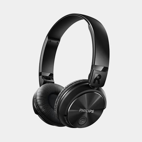 Auriculares Philips Shb3060bk negro blutooth