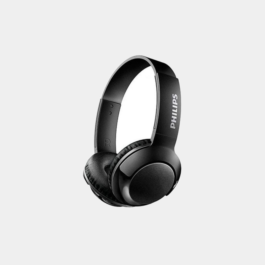 Philips Shb3075bk auriculares Negro Bass+