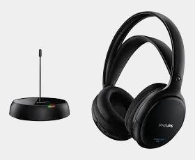 Auriculares Philips SHC5200 Inalambrico Rf 2 Canal