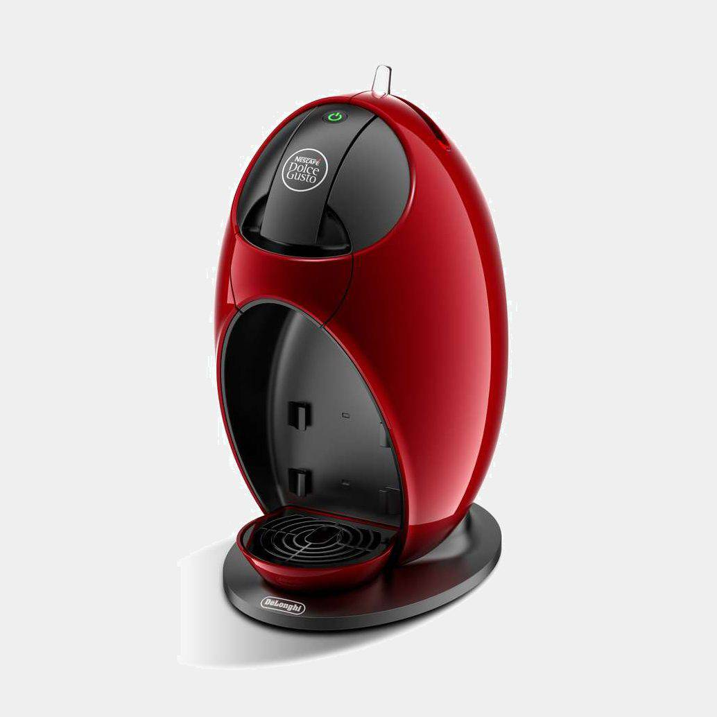 Cafetera Dolce Gusto Delonghi Edg-250r Jovia Dolce Gusto Roja