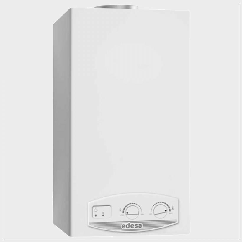 Calentador de gas butano edesa aqualux 11 tiro forzado for Cocina gas butano edesa