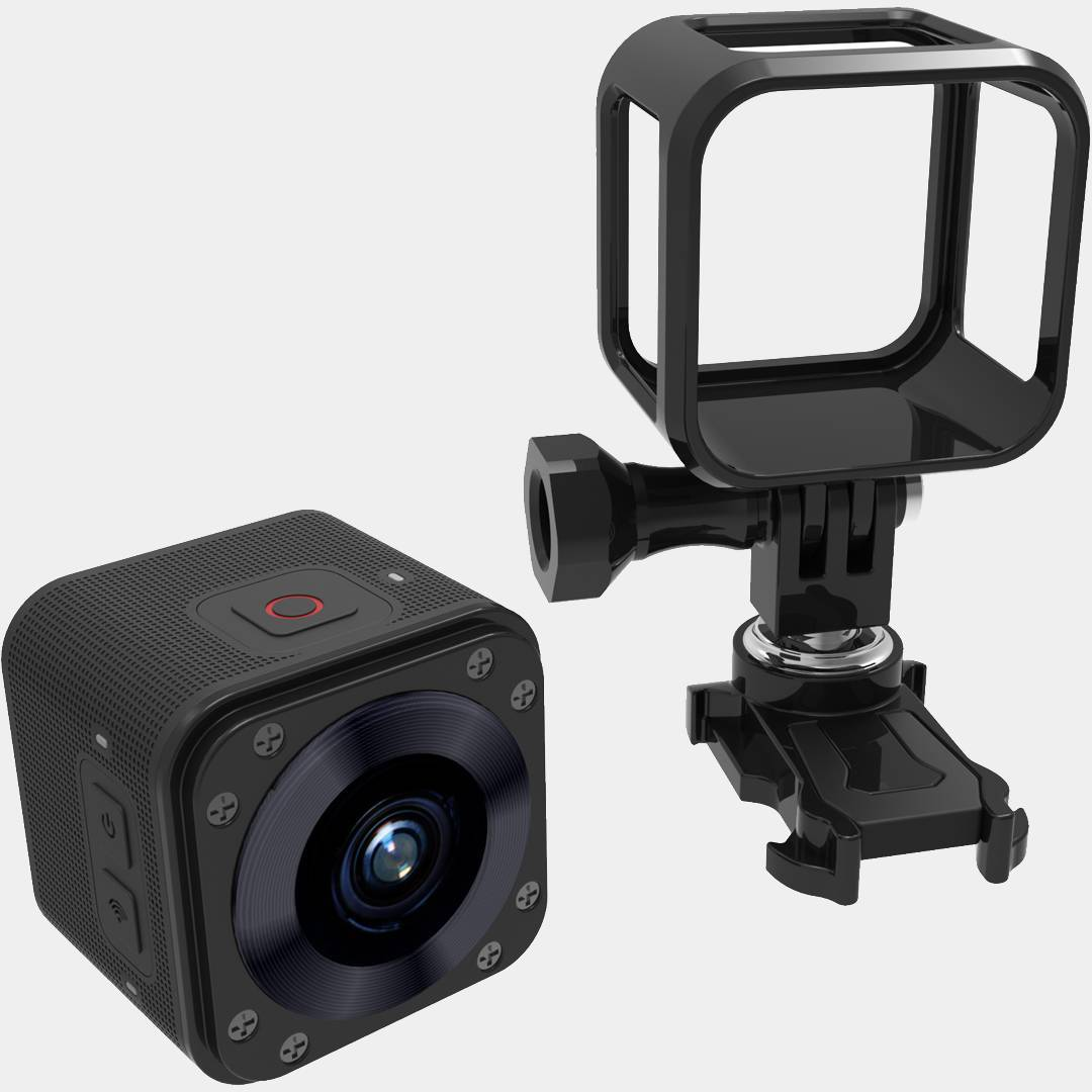 Camara deportiva Denver Act-5040w Full HD 8mpx 12 Acc.