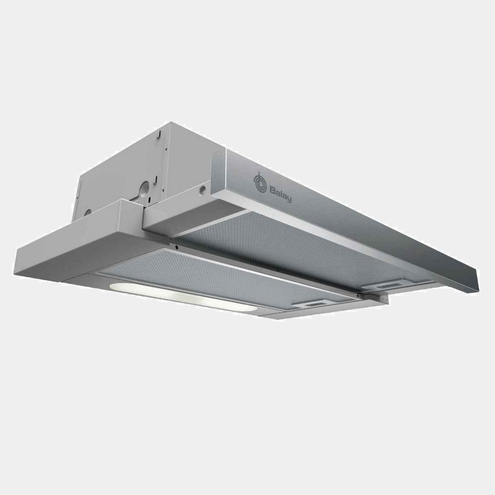 Balay 3bt262mx campana extensible inox 300 m3h