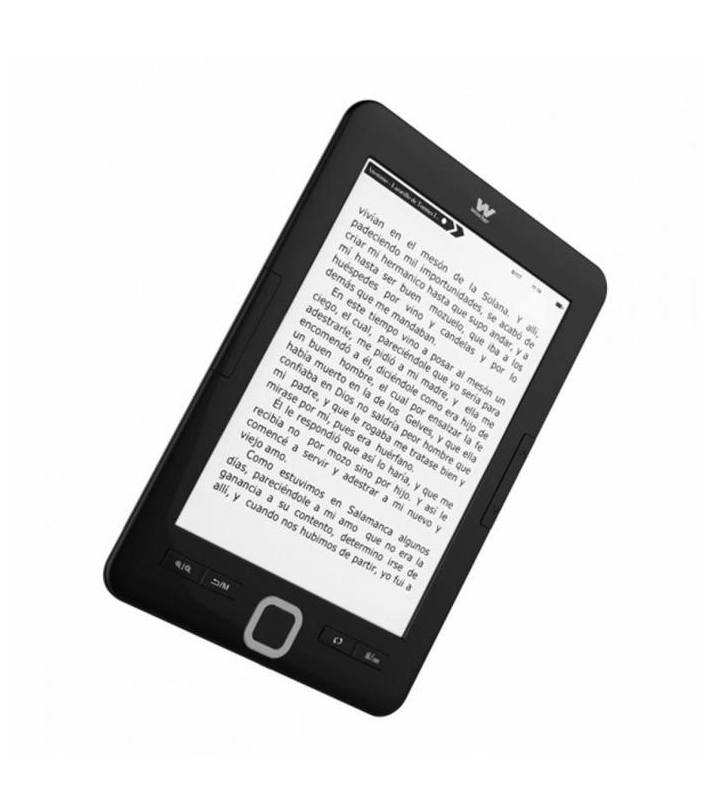 Woxter Scriba 195 negro ebook E-ink