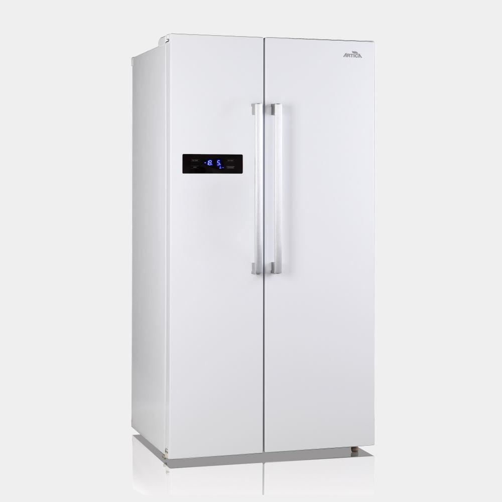 Afam179w frigorifico americano 179x90 no frost A+