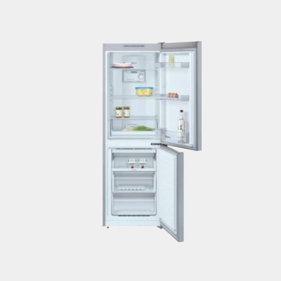 Balay 3kf6550mi frigorifico combi inox 176x60 no frost a for Frigorifico balay no enfria