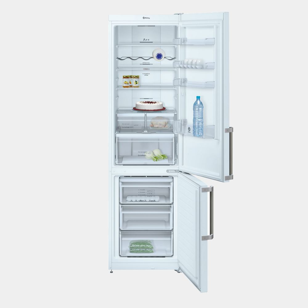 Balay 3kf6825we frigorifico combi blanco 203x60 no frost A++