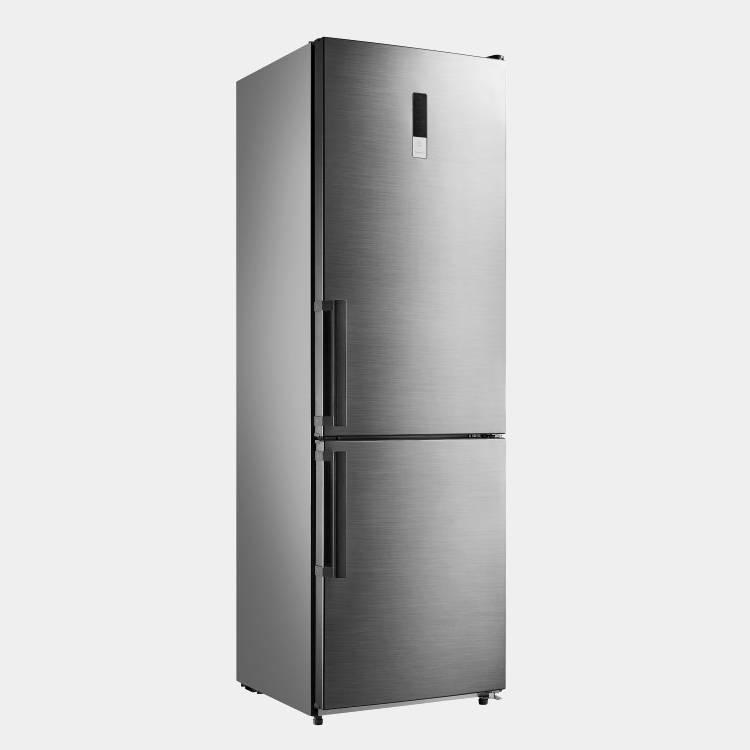 corbero cc2200edx inox frigo combi no frost 201x60 a. Black Bedroom Furniture Sets. Home Design Ideas
