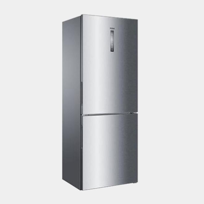 haier c3fe844cgj frigorifico combi inox 190x70 no frost a. Black Bedroom Furniture Sets. Home Design Ideas