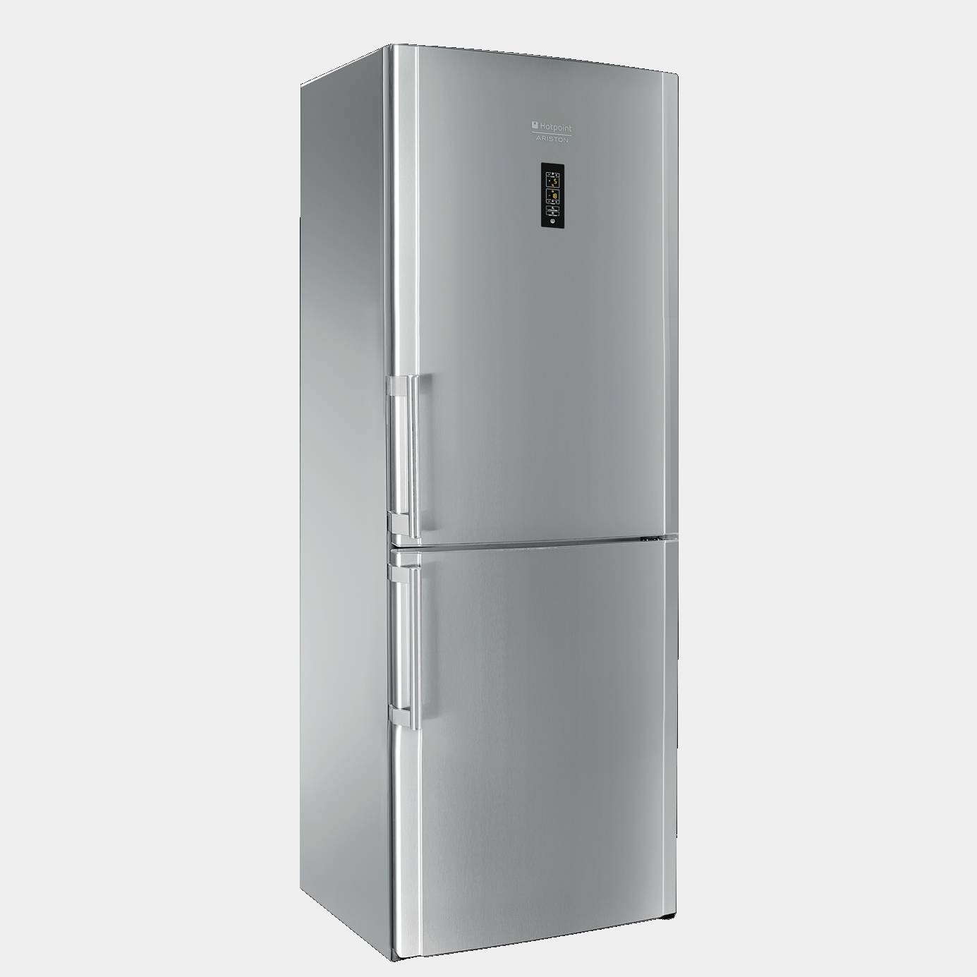hotpoint enbyh19323fwo3 inox frigo combi no frost 195 5x70 a. Black Bedroom Furniture Sets. Home Design Ideas