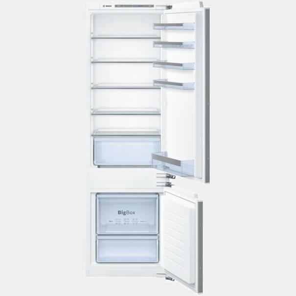 frigo combi bosch kiv86vs30 178x56 a integrable. Black Bedroom Furniture Sets. Home Design Ideas