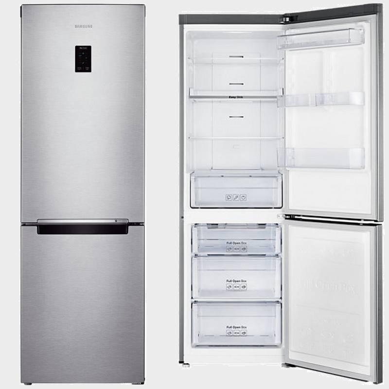 samsung rb33j3200sa inox frigorifico combi no frost 185x60 a. Black Bedroom Furniture Sets. Home Design Ideas