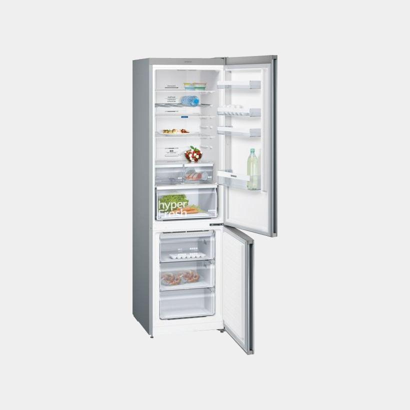 siemens kg39nxi3a frigorifico combi inox de 203x60 no frost a. Black Bedroom Furniture Sets. Home Design Ideas