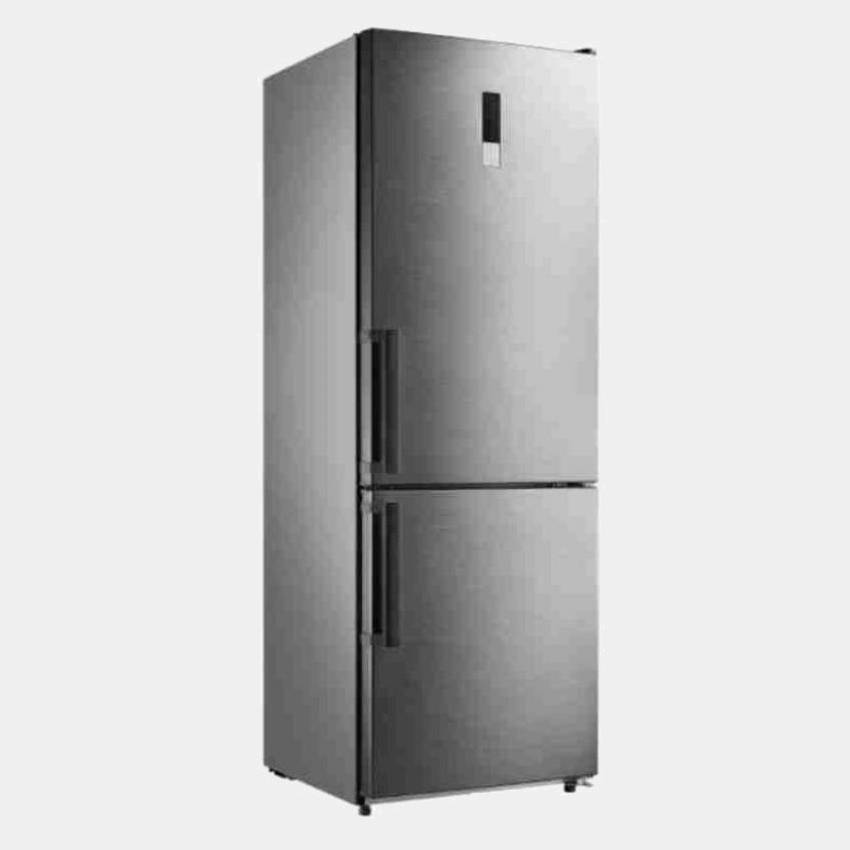 teka nfl340 inox frigo combi no frost 188x60 a. Black Bedroom Furniture Sets. Home Design Ideas