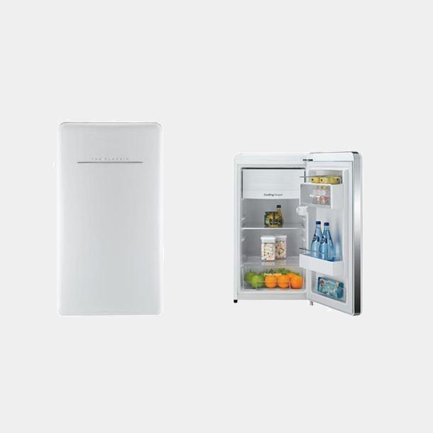 Artica affu185w frigorifico de 1 puerta blanco 185x60 no - Frigorificos una puerta no frost ...