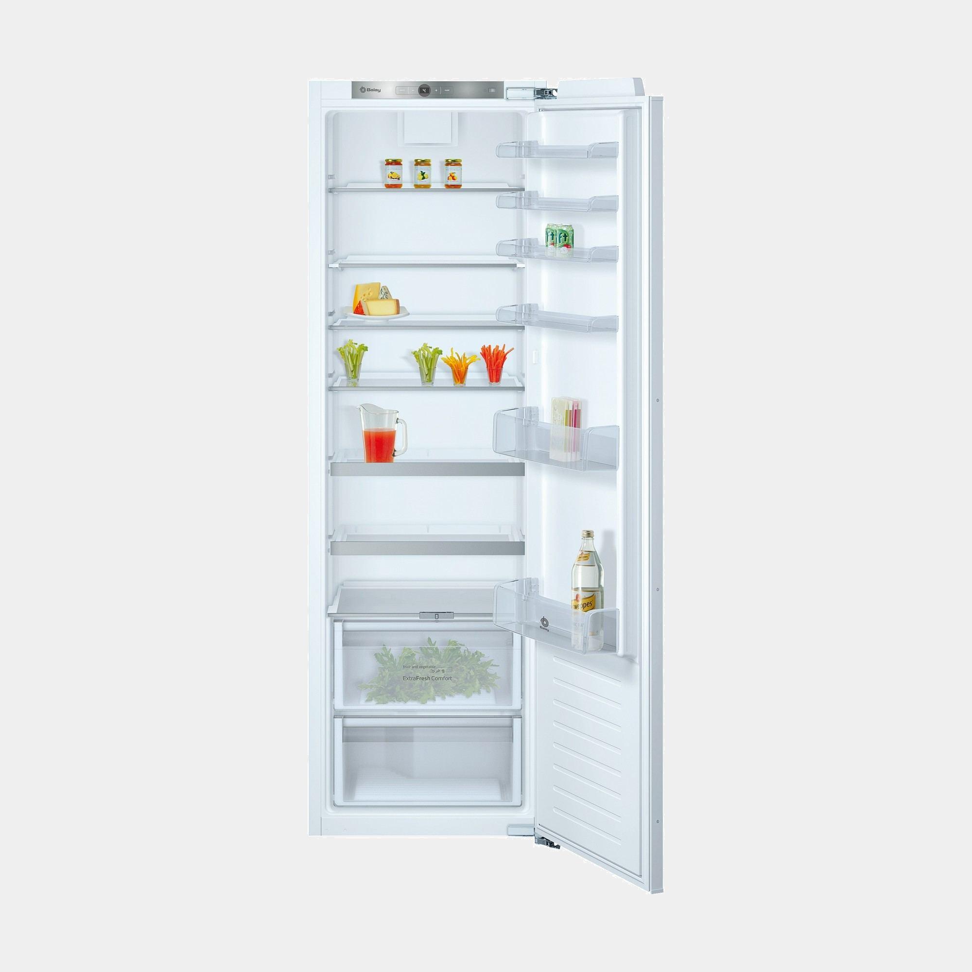 Artica affu185x frigorifico de 1 puerta inox 185x60 no - Frigorificos una puerta no frost ...