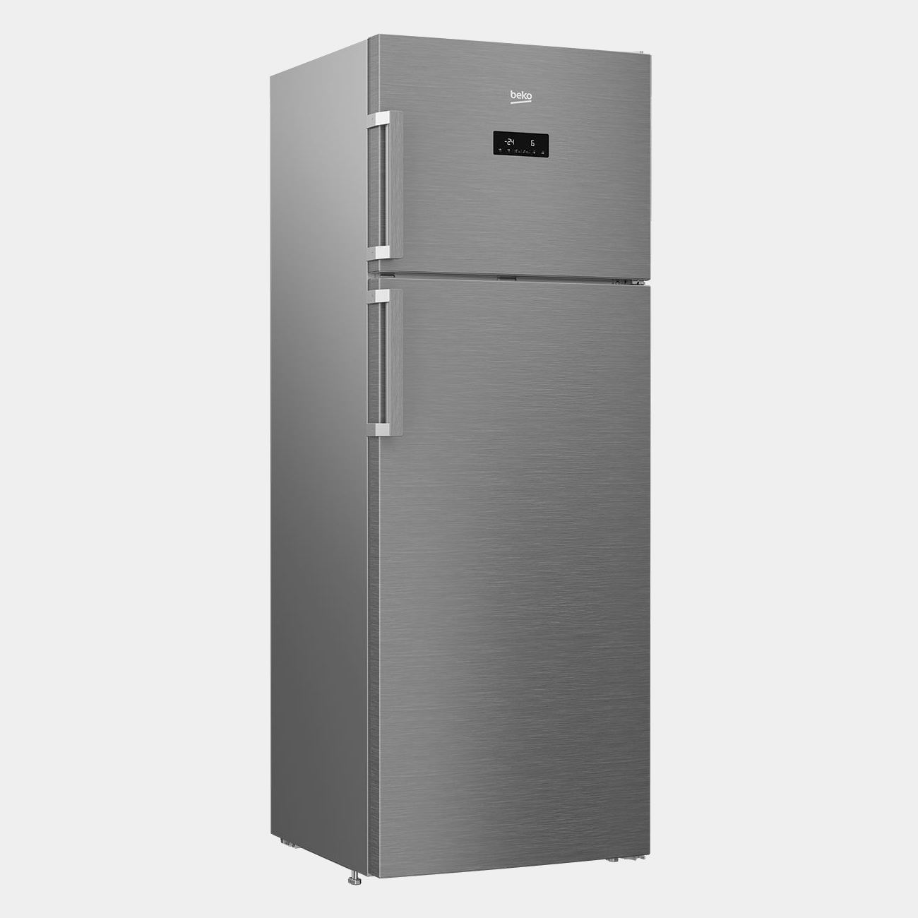 beko rdne535e31zx frigorifico inox 193x70 no frost a. Black Bedroom Furniture Sets. Home Design Ideas
