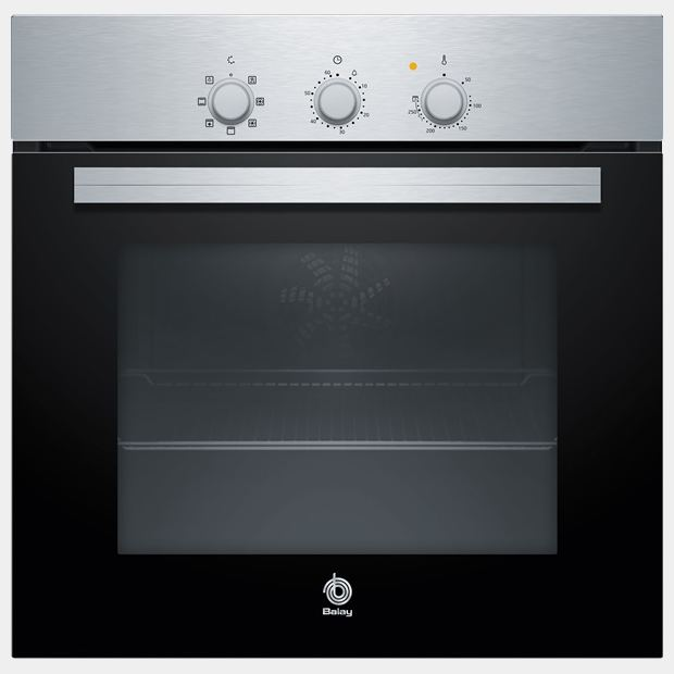 Balay 3hb2010x0 horno multifuncion inox