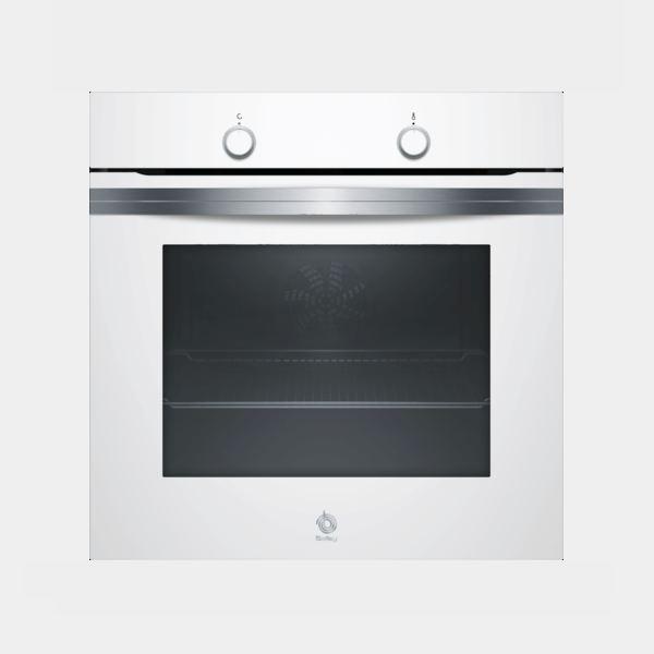 Balay 3hb5000b0 horno multifuncion blanco for Limpieza horno balay