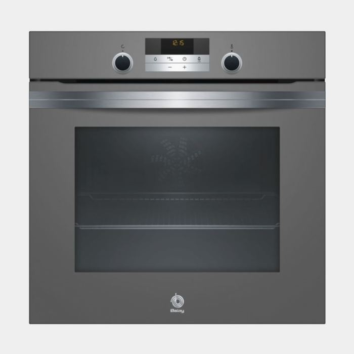 Balay 3hb535ca0 horno multifuncion antracita con carro
