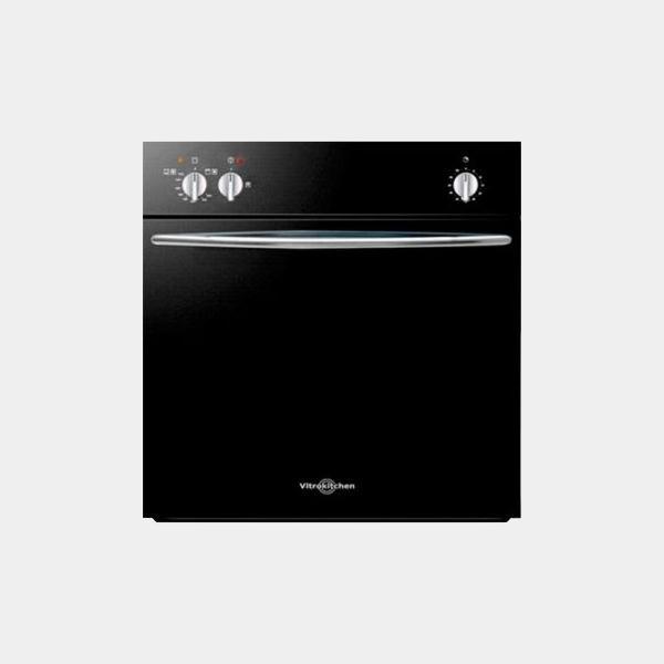 Horno de gas butano vitrokitchen hg6nb negro for Cocinas de gas butano sin horno