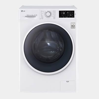 Lavadora de 8kg LG FH4U2TDN0 1400 rpm A+++