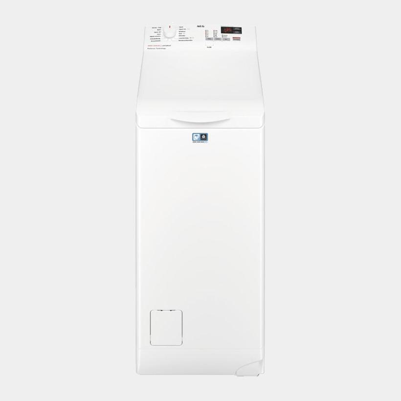 Lavadora de carga superior AEG L6TBK621 A+++ 1200 r.p.m.