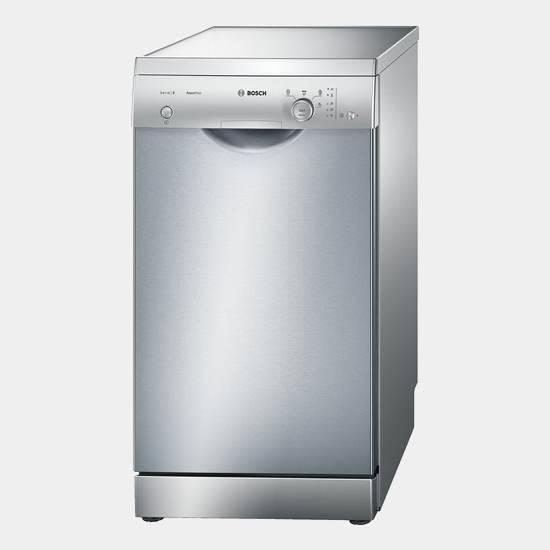 lavavajillas de 45 cm bosch sps40e78eu inox a