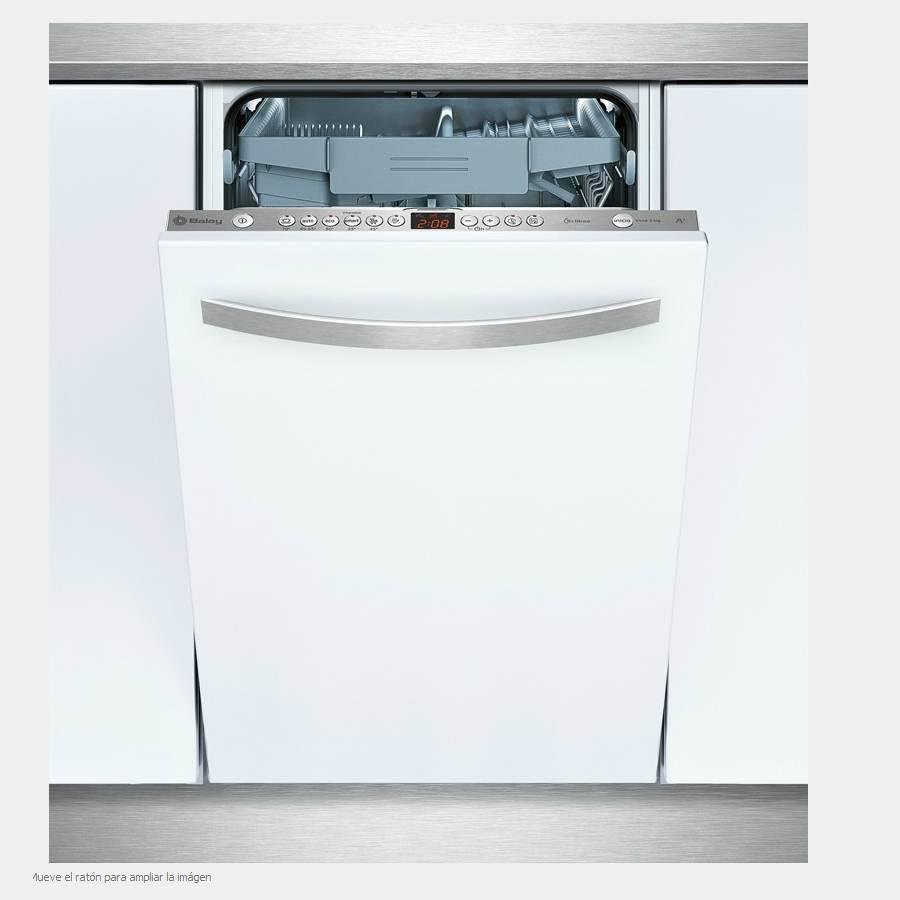 lavavajillas integrable de 45 cm balay 3vt531xa