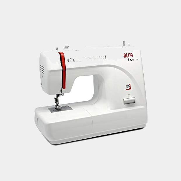 Alfa 720 maquina de coser de 9 puntadas