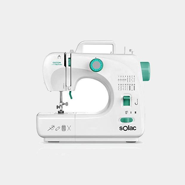 Solac Sw8230 maquina de coser cotton 16.0