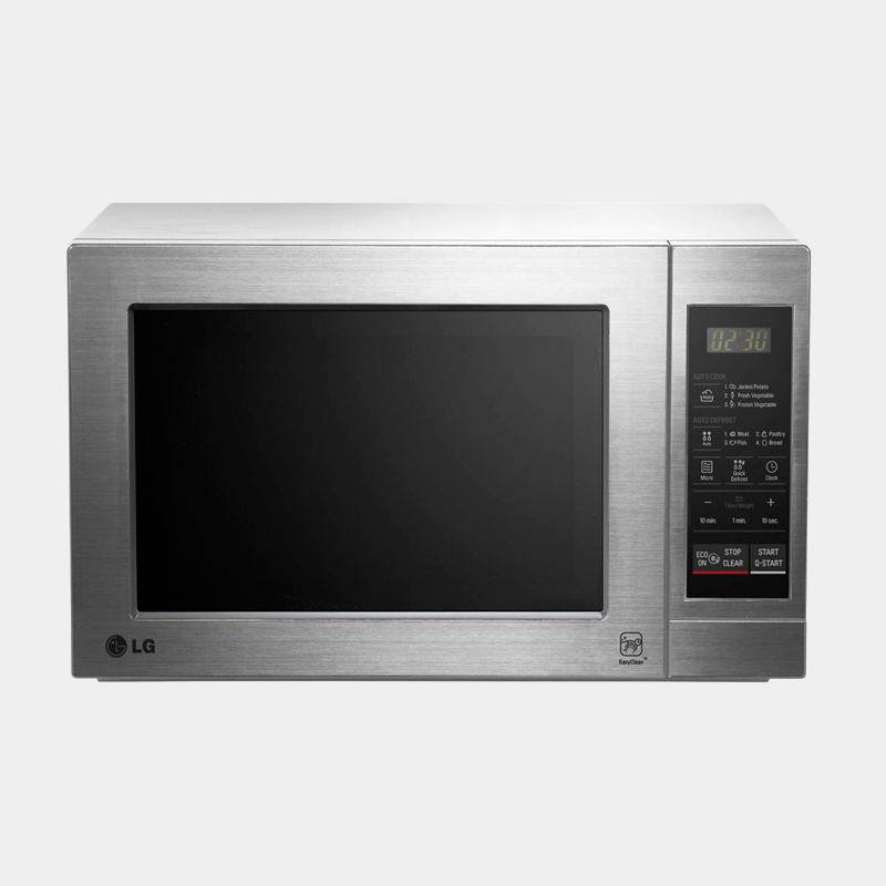 Microondas integrable lg mh6044vat 19 litros inox kitencastre for Microondas integrable