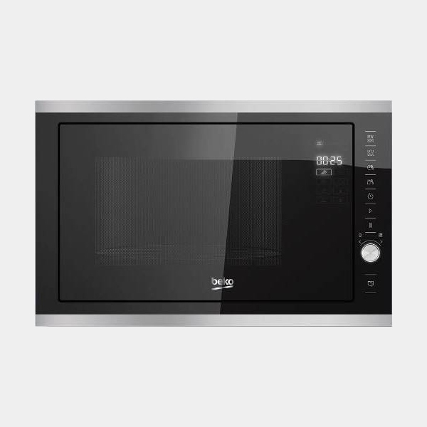 Beko mgb25333x microondas integrable inox de 25 litros for Microondas integrable