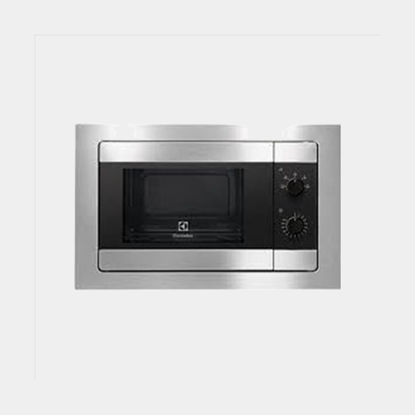Electrolux Emm20117ox microondas integrable inox 20 ls