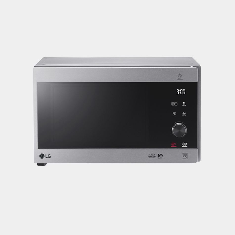 LG Mh6565cps microondas inox con grill 25 ls