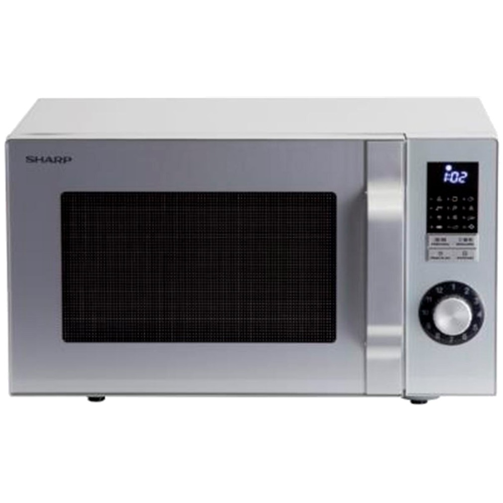 Sharp PAEMW25R644S Microondas con grill 23 ls