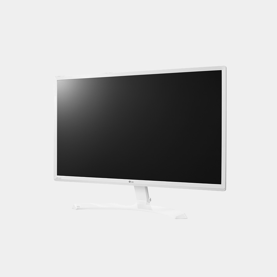 Monitor LG 24mp58vq-w blanco LED IPS de 23,8 1920x1080 5ms Hdmi Dvi