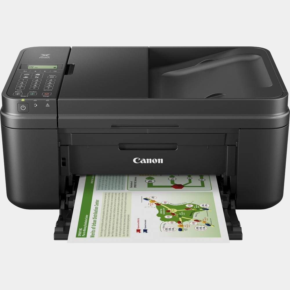 Canon Pixma Mx495 Fax multifuncion de inyeccion color