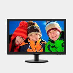 Monitor led Philips 223v5lsb2 de 21.5 1920x1080 5ms