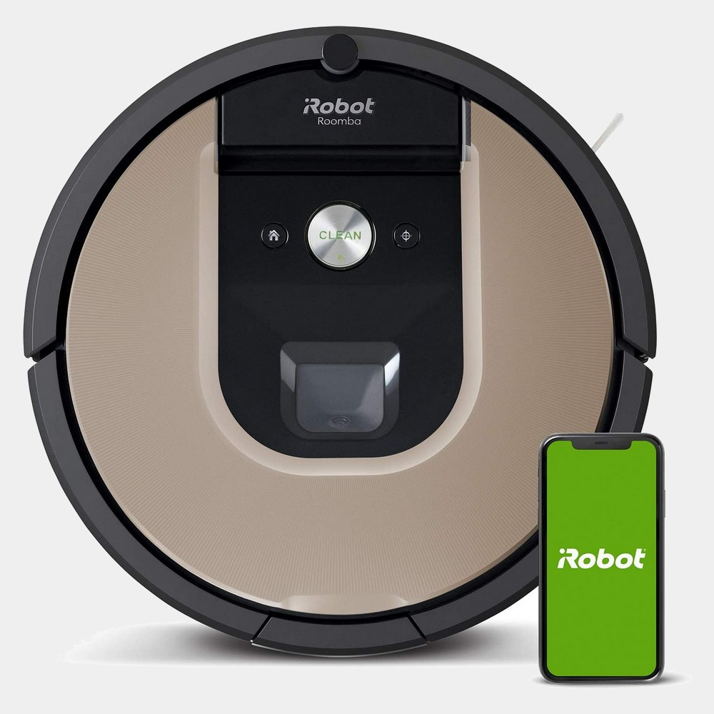Roomba 974 aspirador robot Litio Wifi