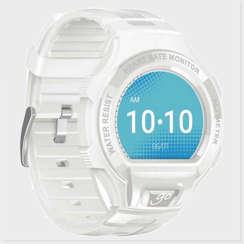 Smartwatch Alcatel Sm-03bl Wave blanco