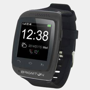 Smartwatch Brigmton Bwatch-bt1 Bluetooth