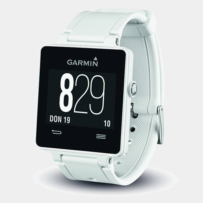 Smartwatch Garmin Vivo Active blanco 010-01297-01