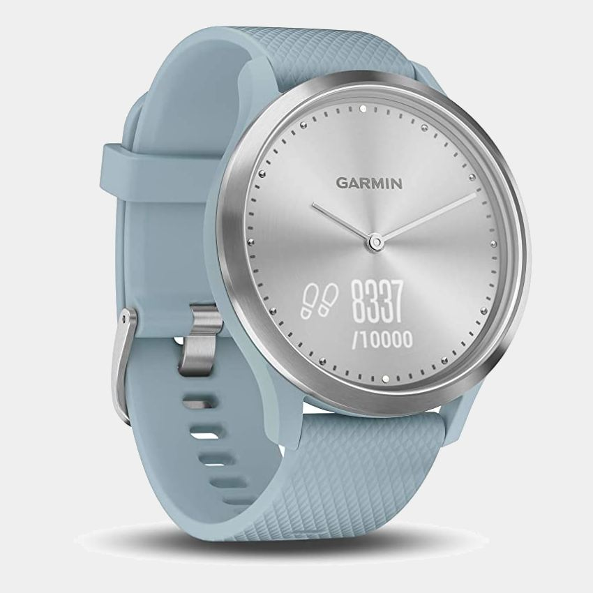 Garmin Vivomove Hr L.blue smartwatch  010-010850-08