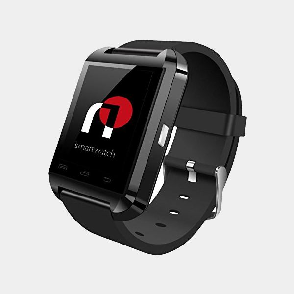 Smartwatch Infiniton 02 Notifier  Negro