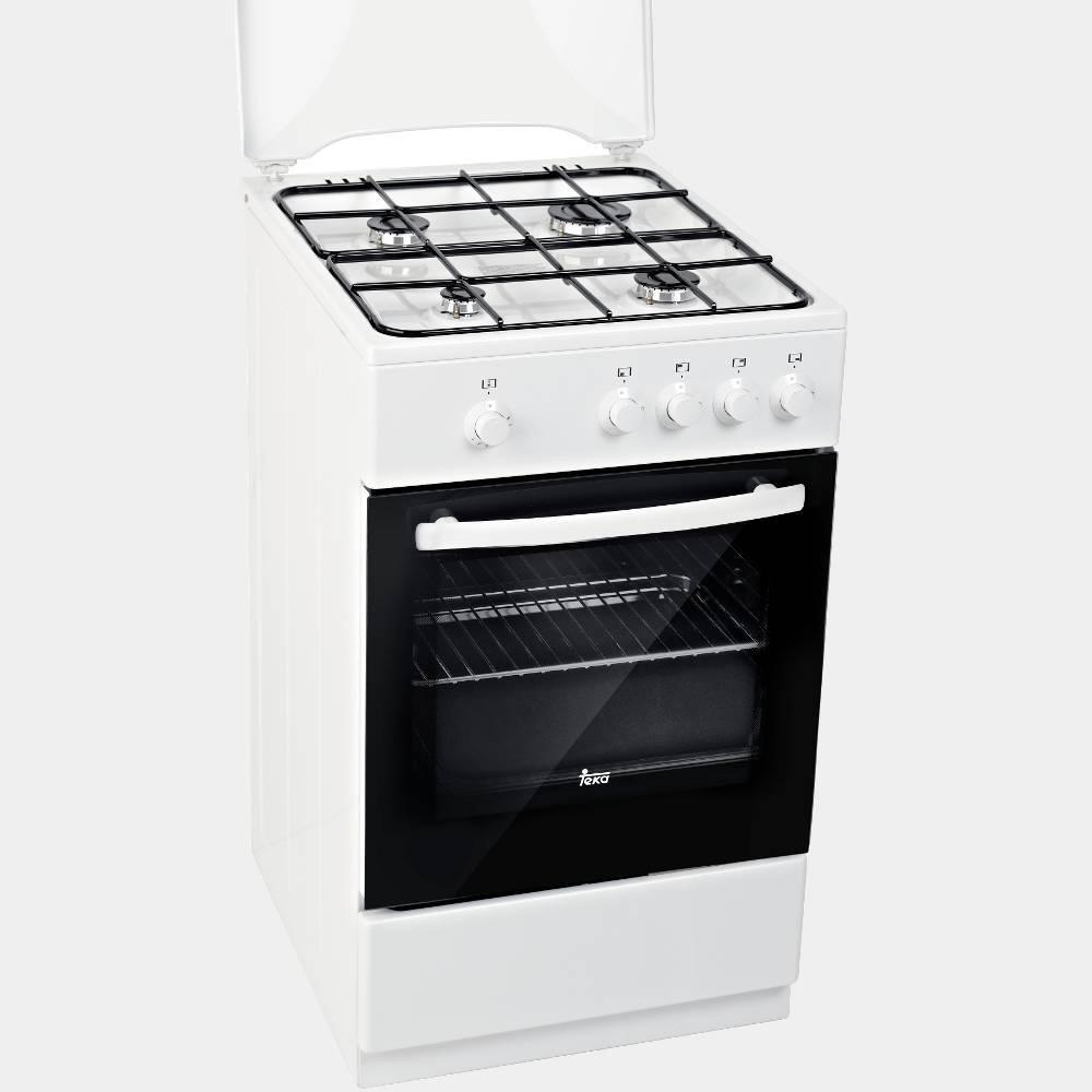 Teka fs 501 4gg w lpg cocina de gas - Cocinas teka gas natural ...
