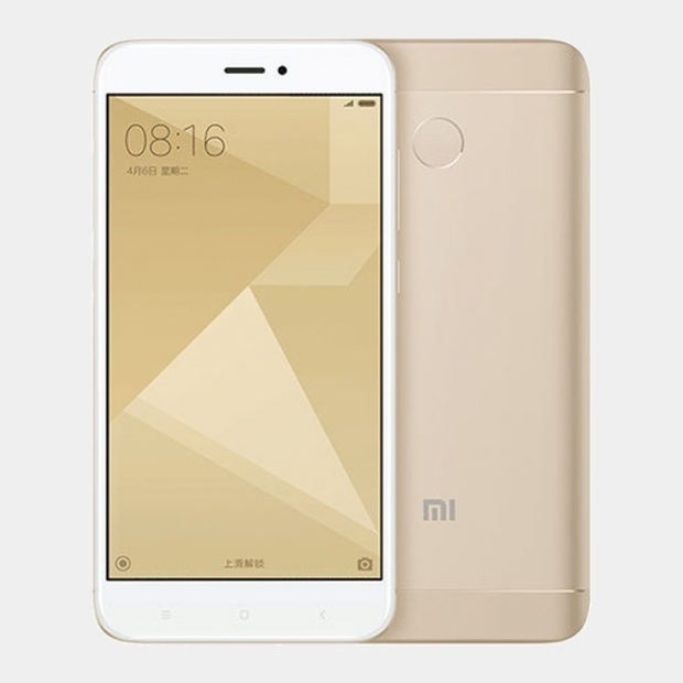Xiaomi Redmi 4X gold telefono movil octa core 2Gb 32GB