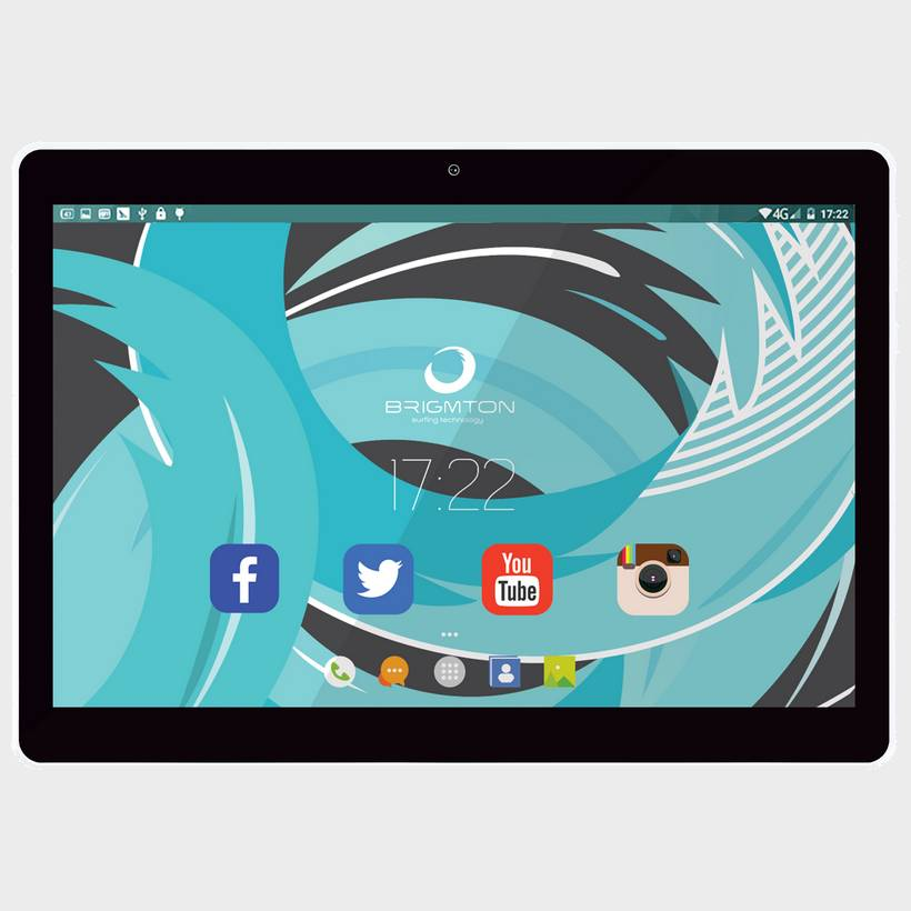 Brigmton Btpc-1019qc negro tablet de 10 Quad Core
