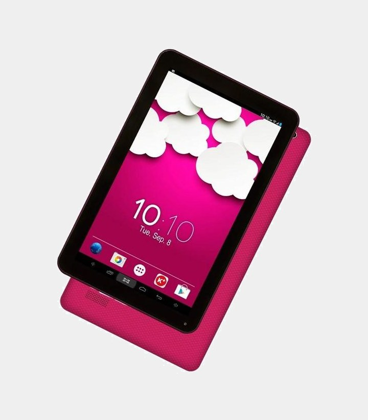 Woxter Qx 120 rosa tablet de 10,1 Quad Core