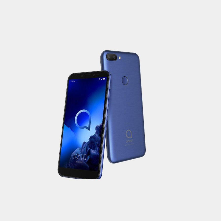 Alcatel 1s 2019 Metalic Black móvil de 4Gb 64Gb